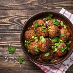 South African Meatballs