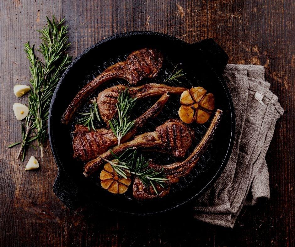 Braai Lamb Chops