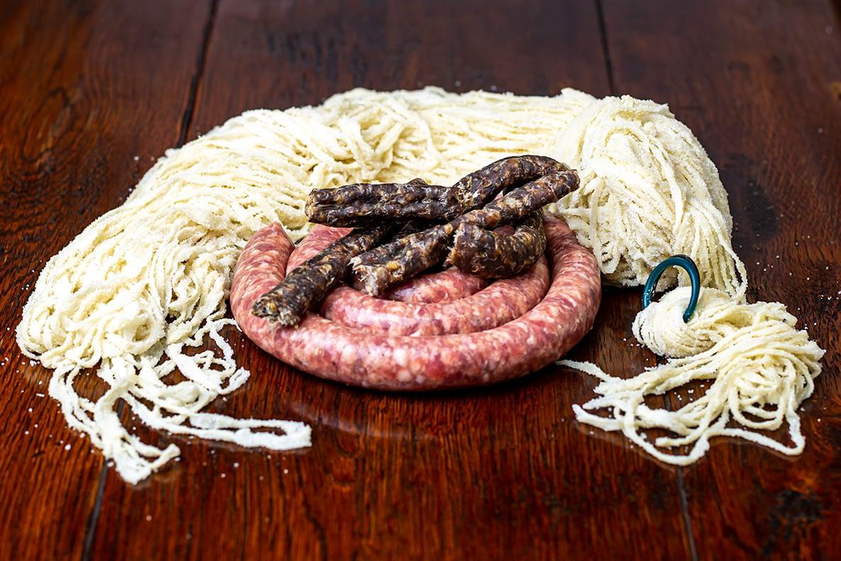 Lamb Sausage Casings from Exim